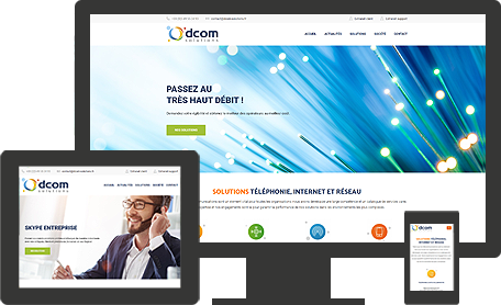 site dcom solutions