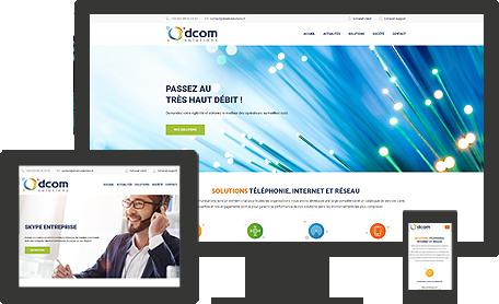 site dcom solutions