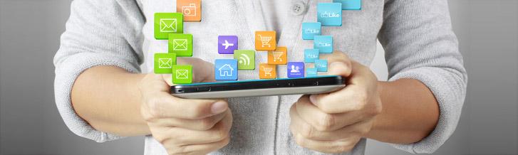 Site mobile pour smartphone et tablette